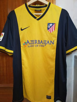 camiseta 2013/14 Atlético de madrid