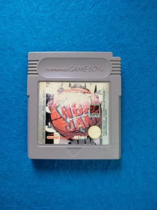 Game Boy - NBA Jam