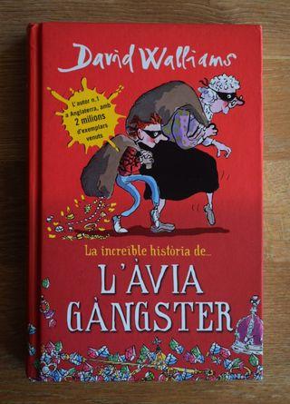 Llibre - La increïble història de l'àvia gàngster