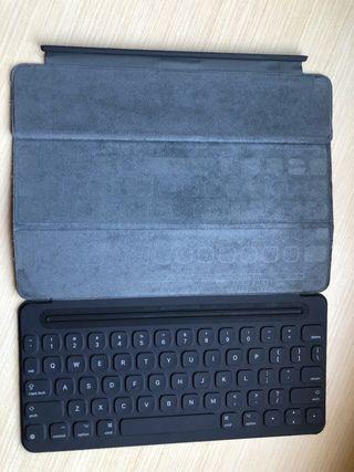 Smart Keyboard + Apple Pencil