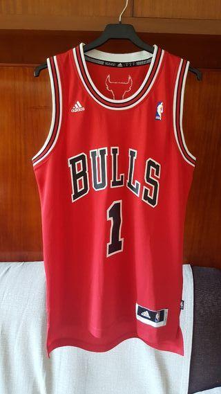 Camiseta NBA Derrick Rose