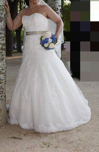 Vestido de novia St Patrick
