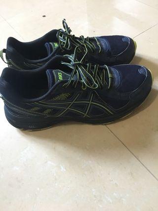 Zapatillas asics trail