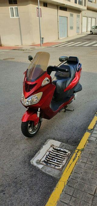 se vende 125cc
