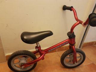 Bicicleta sin pedales Chicco Infantil