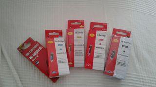 Cartuchos de tinta compatibles Canon