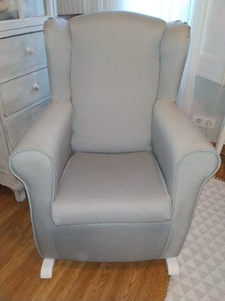 Sillon mecedora lactancia