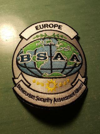 Parche de Resident Evil de la BSAA (Europa)