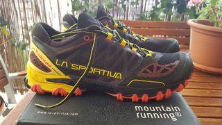 Zapatillas Trail La Sportiva Bushido Talla 43