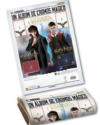 Crimes Grindelwald: Fantastic Beasts/Harry Potter
