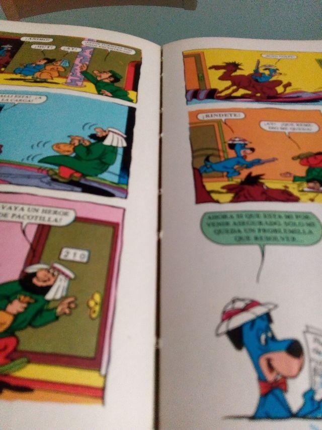 Libro comics Hanna-Barbera