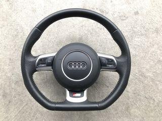 Volante Achatado Audi A3 Sline