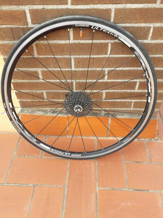 rueda trasera de bicicleta ,shimano