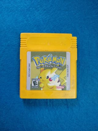 Game Boy - Pokemon Amarillo