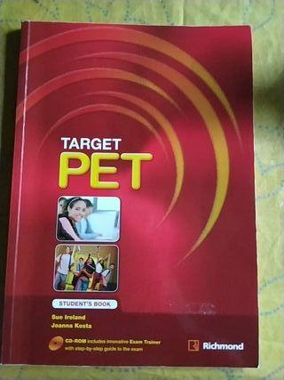 Libro inglés preparación PET Richmond.