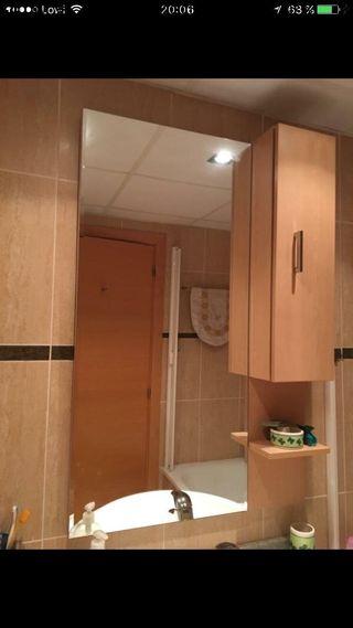 Espejo armario de baño