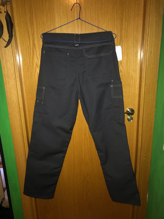 Pantalón de trabajo Uvex