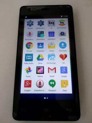 Teléfono móvil BQ Aquaris E4.5 libre