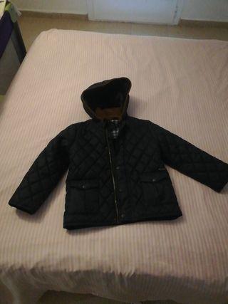 fabulosa chaqueta para este tiempo talla 5años