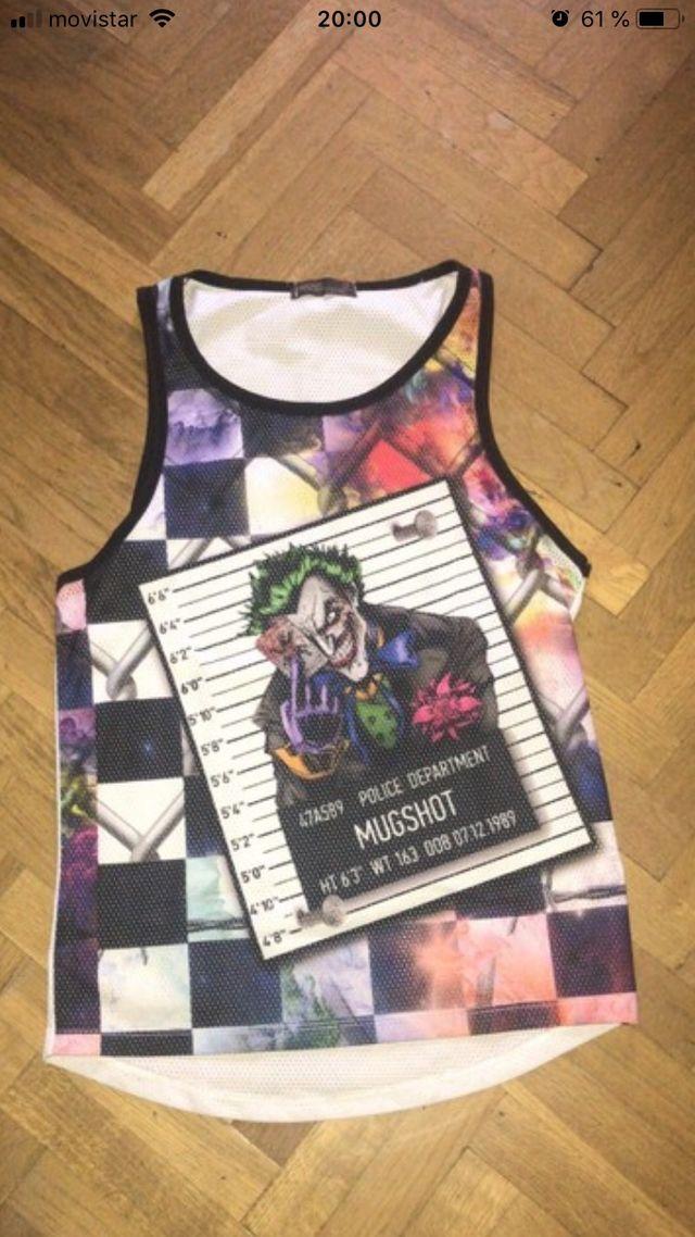 Camiseta de Joker