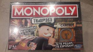 Juegos mesa. Monopoly tramposo