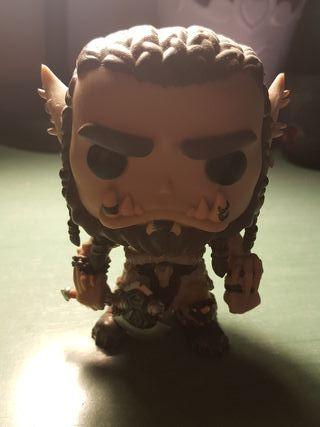 Funko Pop de Warcraft (Durotan)
