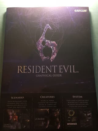 Resident Evil 6 Graphical Guide