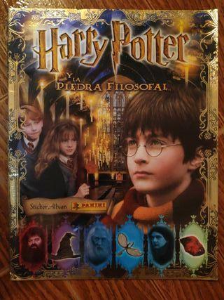 Harry Potter Sticker Album Panini