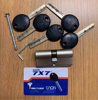 Bombin seguridad Multi T Lock