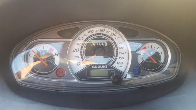 suzuki Burgam 200