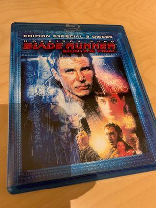 Blade Runner Blu-Ray 2 Discos