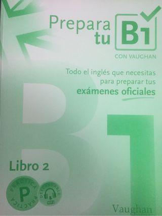 Libros Ingles B1 Vaughan