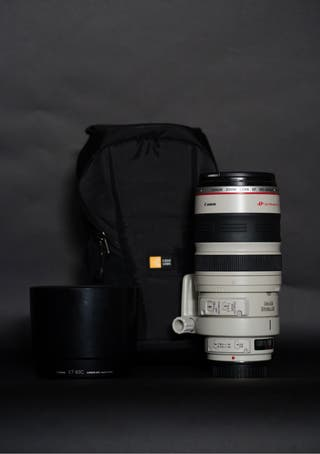 Canon 100-400mm f4.5-5.6L IS USM