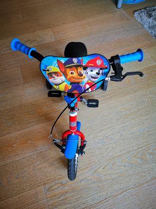 Bicicleta PATRULLA CANINA NIÑO