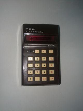 Calculadora Retro TRQ F-80 Electronic