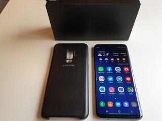 Samsung Galaxy S9+ (azul)