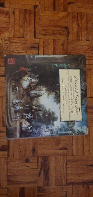 Ann Monoyios, Concert Royal ~ James Richman Mu