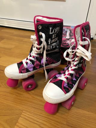 Patines Monster High