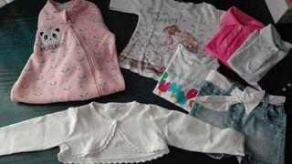 ropa pack niña 2-3años
