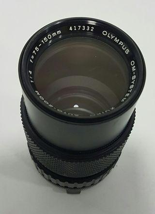 Objetivos Zuico-Olympus manual foco