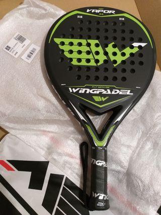 Pala Wingpadel air vapor 2.0 verde nueva
