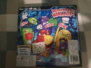 juego de mesa Wham bang wallop