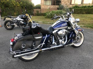 HARLEY DAVIDSON ROAD KING 1600