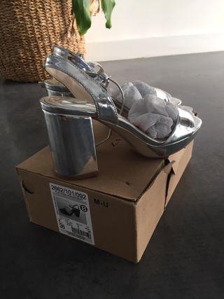 Zapatos Sandalias Zara Talla 36