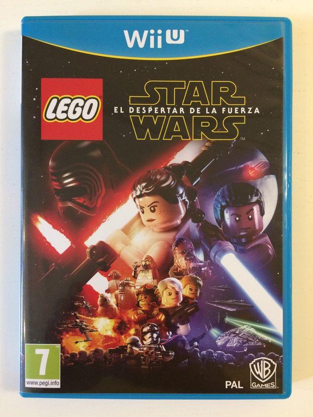Juego Wii U - LEGO Star Wars