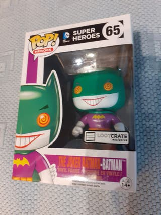 the joker batman funko pop