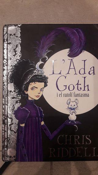 Libro, Llibre Ada Goth