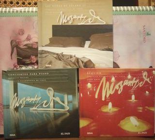 CDs Wolfang Amadeus Mozart