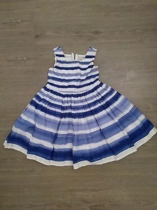vestido verano talla 2 años