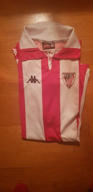 Camiseta vintage Athletic Club Bilbao